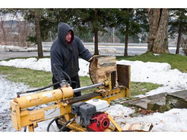 Custom made Log Splitters