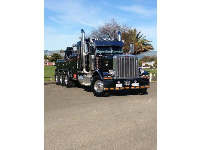 Truck Towing Ltd - Breakdowns, Recoveries and Accidents.