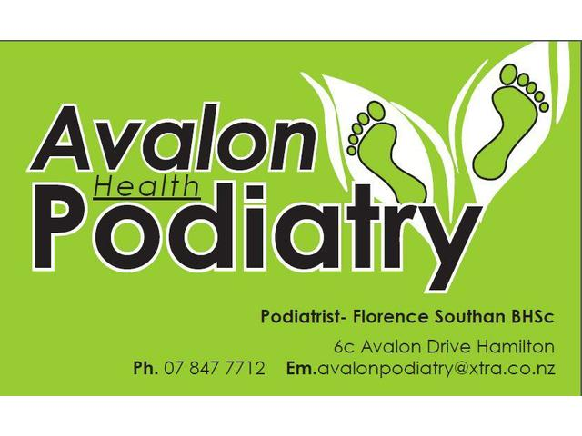 Florence Southan - Avalon Health Podiatry