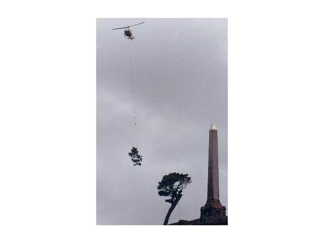 Helicopter Lifts up to 1.8T!