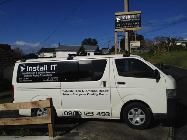 Install It - For All your Digital TV Solutions