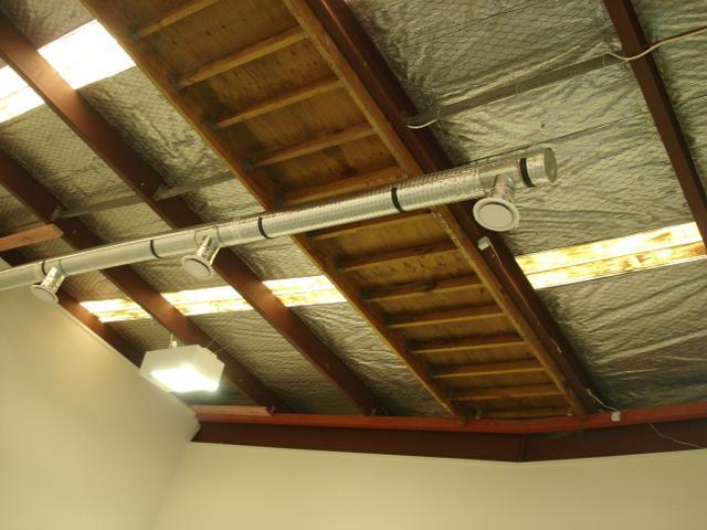 Factory Ventilation