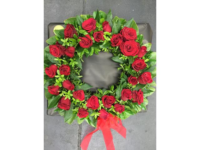 Peace  (wreath $139 Standard $295 Deluxe )
