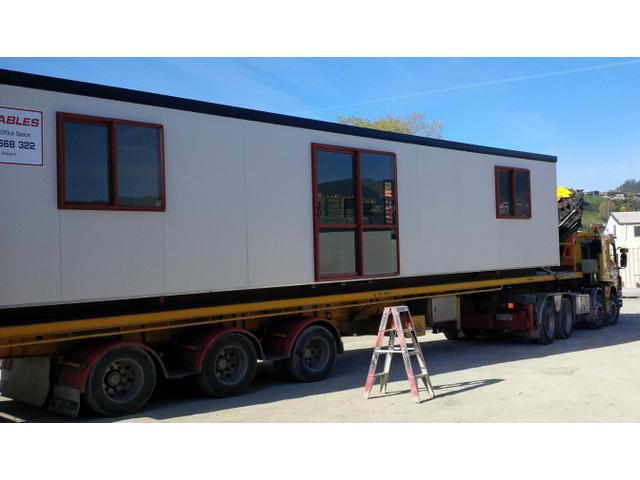 Moveables - Portable Building Hire - Pickup & Delivery Service - Offices, Lunchrooms, Toilet Blocks, Site Accommodation, Holiday Cabins, Classrooms