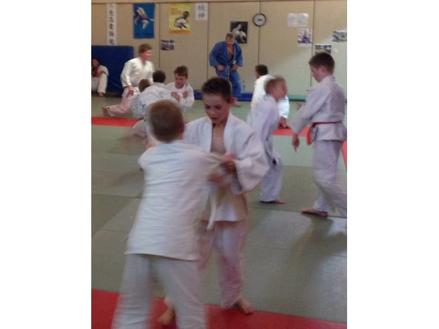 Kids training sessions Tuesday 5.45-7.00