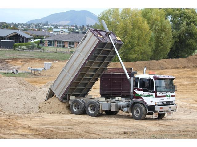 Truck Haulage