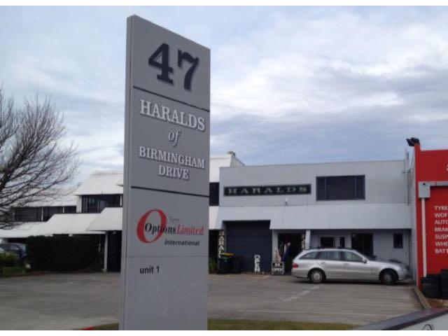 HARALDS Warehouse  Fabric Solution Specialists  47 Birmingham Drive Christchurch 8024 Mon-Sat 10-4