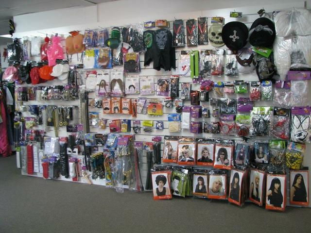 The best selection of costume accessories and complete dress ups to buy in town.