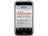 iRisco app for the Agility 3 by Safe Secure