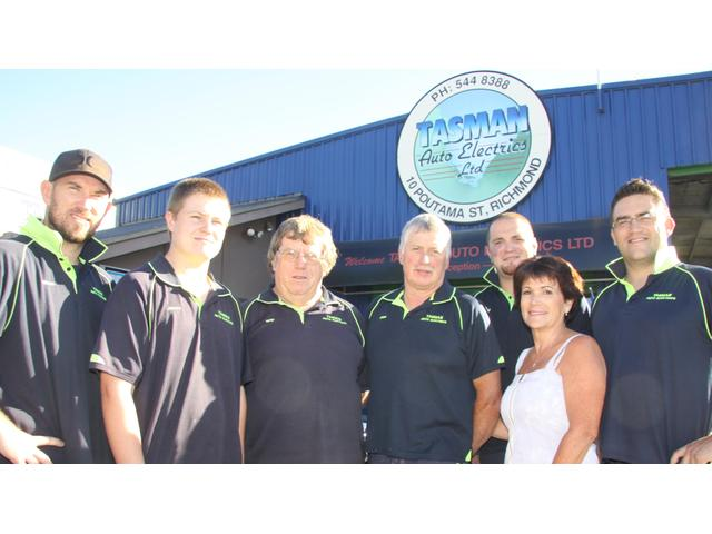 Team Tasman Auto