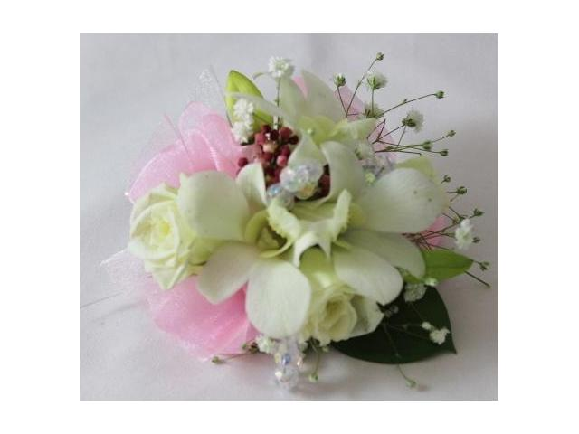Beautiful Ball or Wedding Corsages