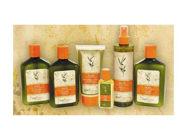 CHI Olive Organics Hair Care Range