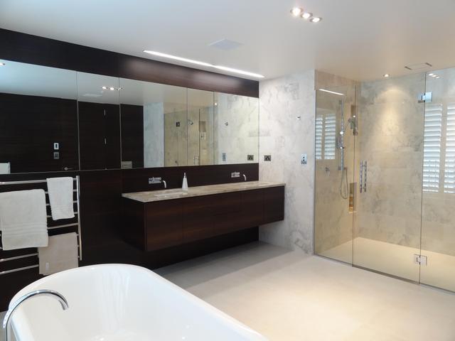 Bathroom with class