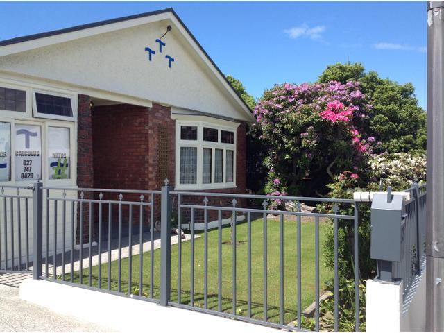 The front of TTT - Timaru TuToring