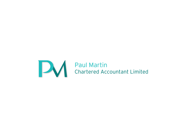 Paul Martin Chartered Accountant Ltd logo
