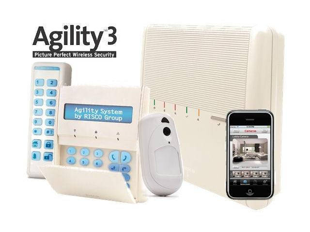 Agility 3 alarm for 199 from Safe Secure