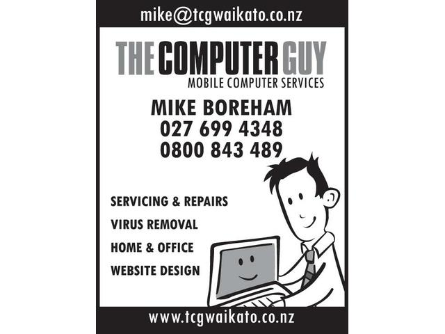 The Computer Guy - 0276994348