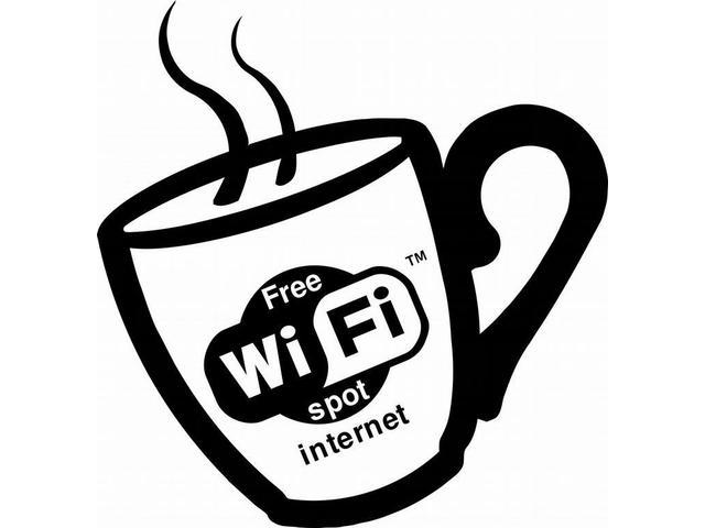 Free WIFI - Anatoki Salmon Cafe