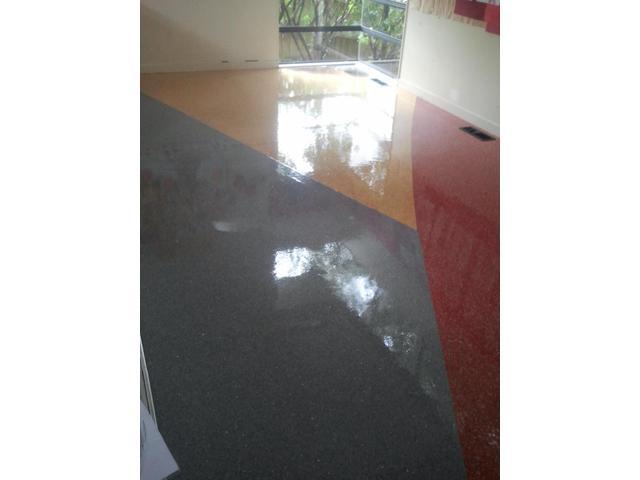 Star Cleaning Services - Vinyl Floor