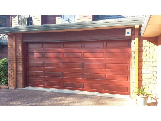 Future garage doors and gates