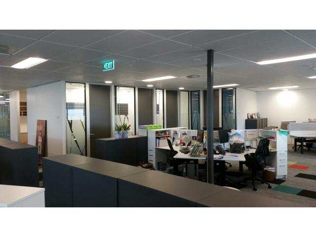Cobalt specialises in Interior Fit Out Construction including Refurbishment Works and Partitioning