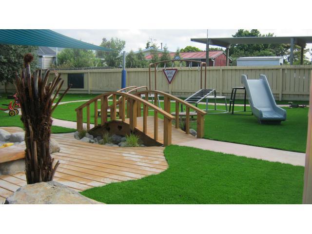 Cool playground!