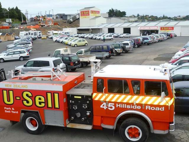 U-Sell, 45 Hillside Rd, North Shore, Auckland