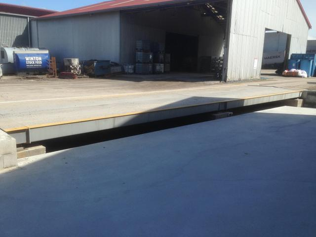 12m Weighbridge