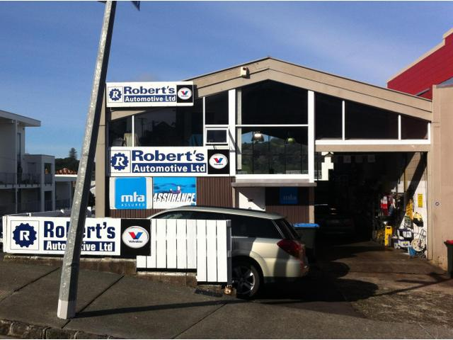 Roberts Automotive Limited  - MTA Assured