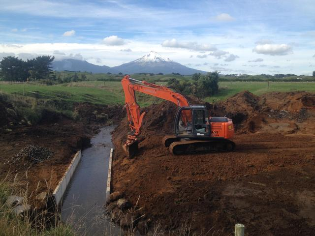 Farm works and Drainage