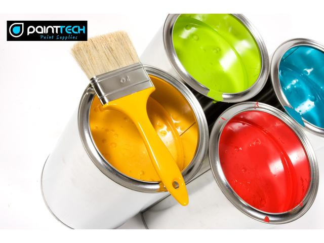 Paint Tech Paint & Supplies