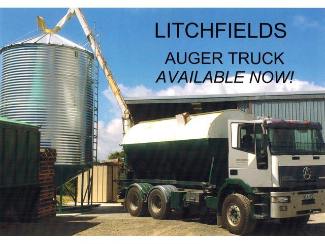 Auger Truck