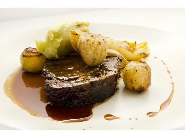 Angus beef scotch fillet