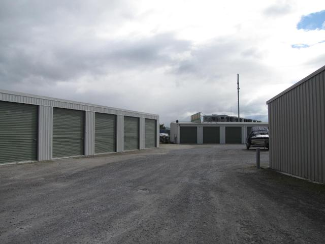 Secure facilities and storage units