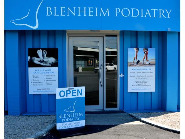Blenheim Podiatry
