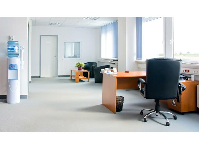 We love Cleaning- It's Our Business!