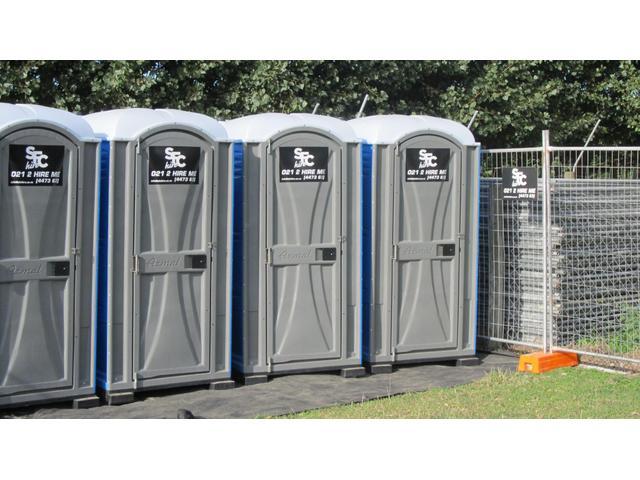 SFC Hire | Temporary Fencing &  Portable Toilet Hire