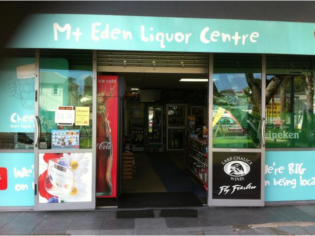 Mt Eden Liquor Centre