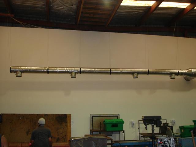Workshop Ventilation