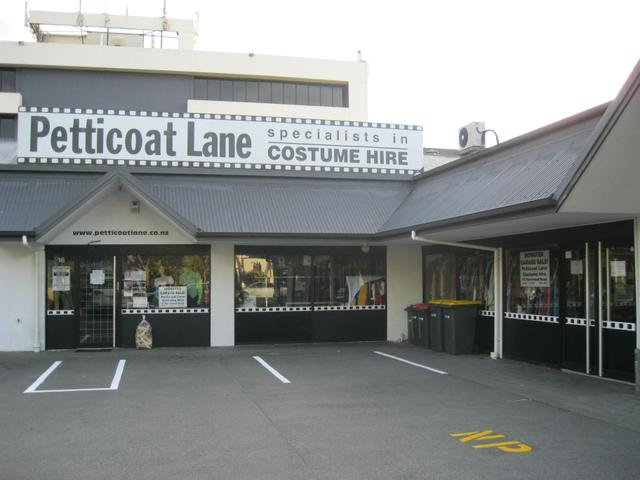 Christchurch owned and operated costume shop that stocks everything you will need for your next party or event.