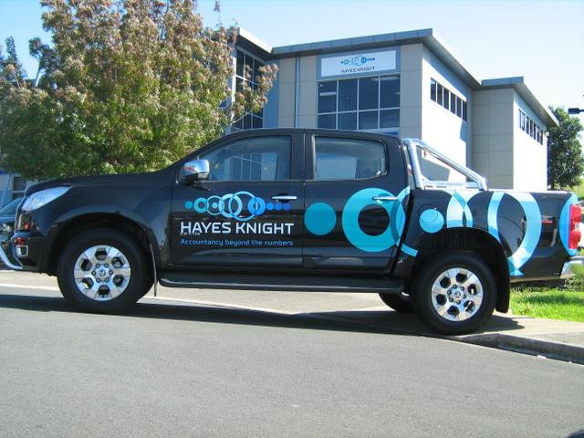 Hayes Knight North Offices, with Hayes Knight Ute