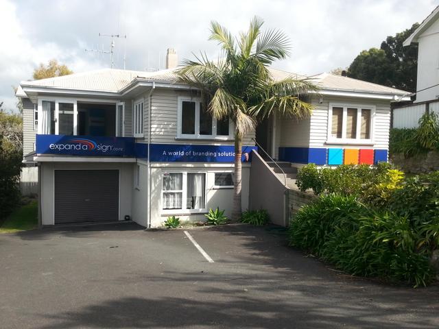 The new office in Tauranga