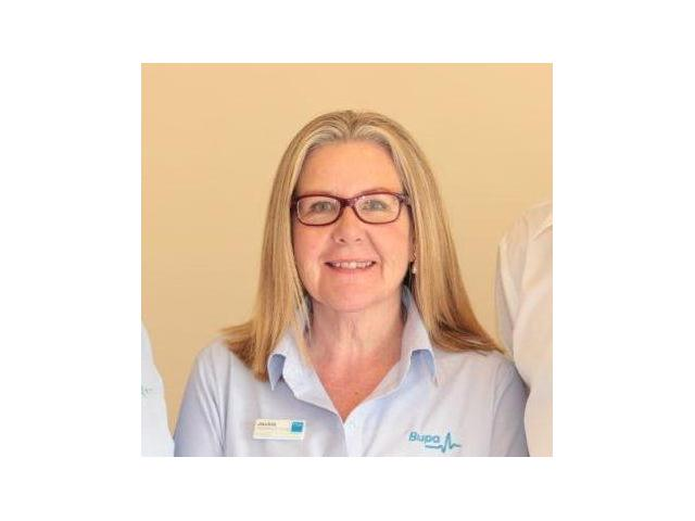 Jackie MacKenzie-Howe Manager  Flaxmore Dementia Care Home