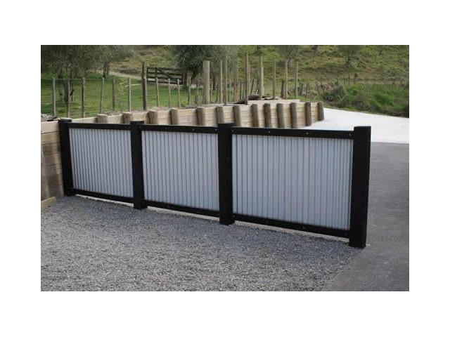 Total Fencing Solutions fence and retaining wall