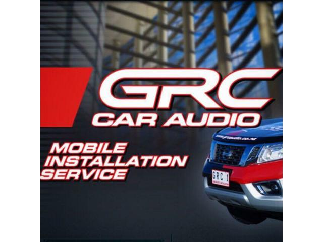 For a professional and reliable mobile installation service. Call the experts at GRC Car Audio