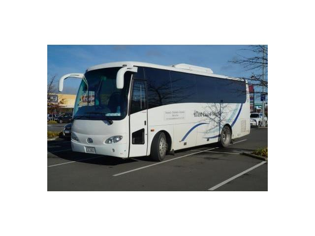West Coast Shuttle, travel in comfort. complimentary tea or coffee