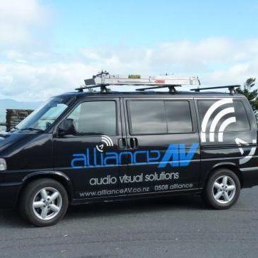 Alliance Audiovisual & Electrical
