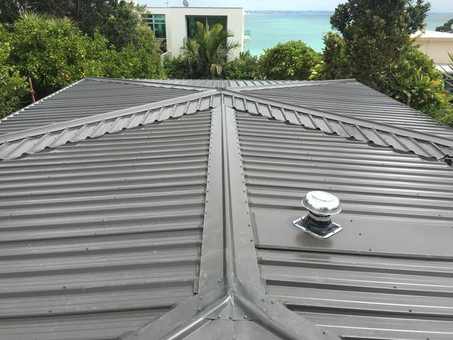 Mission Bay new build roof. Ace Roofing