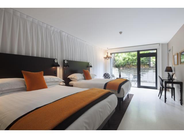 Queenstown Luxury Hotels - Gondola Twin Room