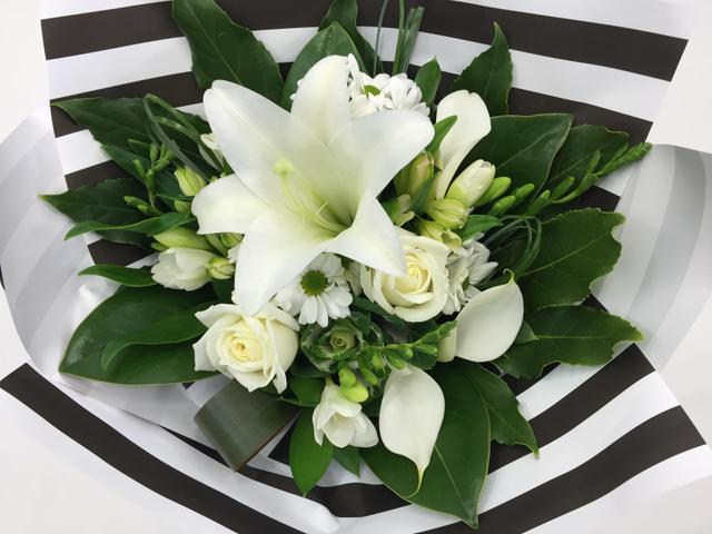 Serenity (classic whites & greens $79 Standard or $149 Deluxe) )